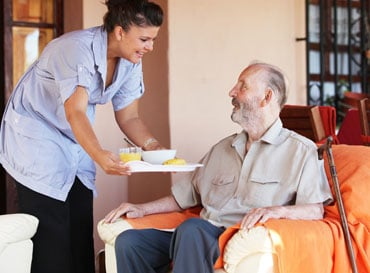 care at home services Hampshire